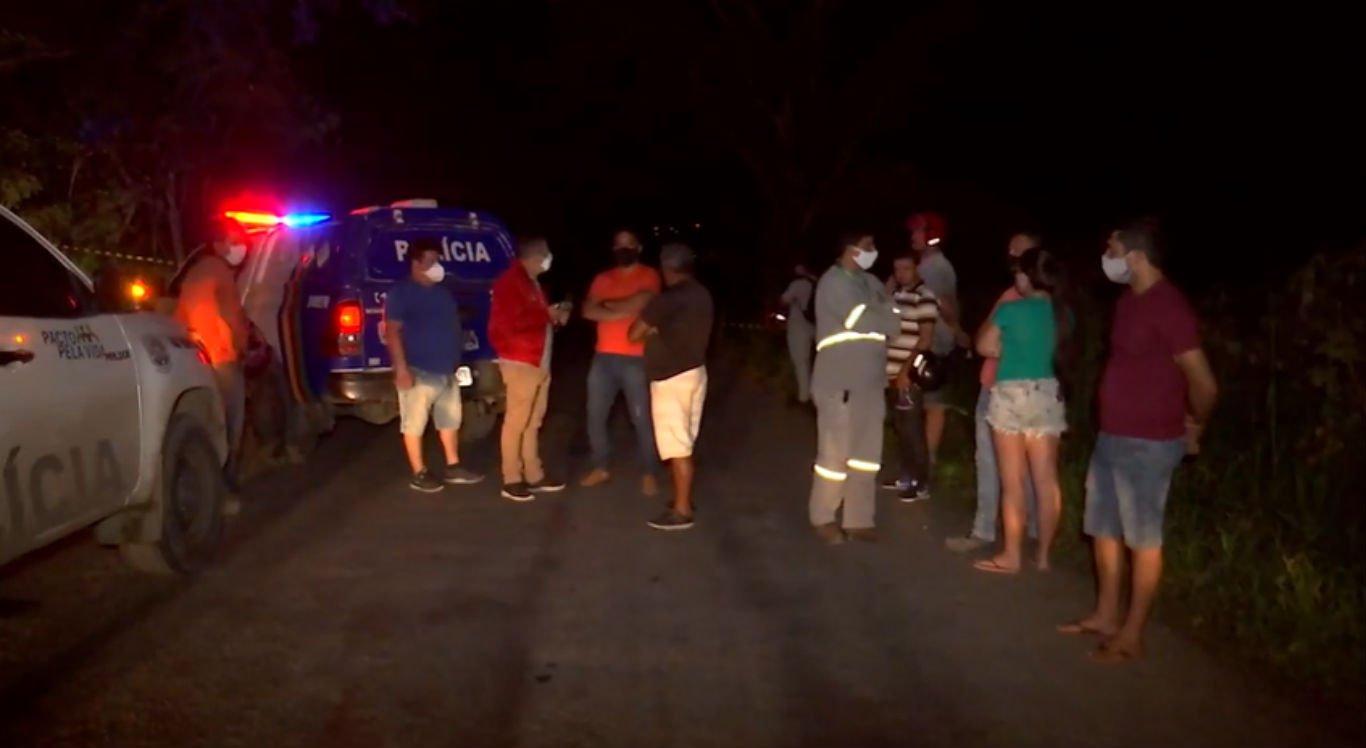 Crime aconteceu na zona rural de Caruaru