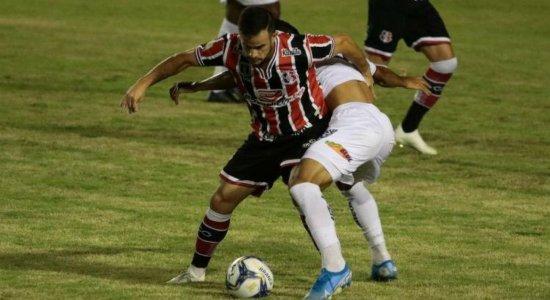 Nos pênaltis, Santa Cruz é eliminado da Copa do Nordeste; veja os gols