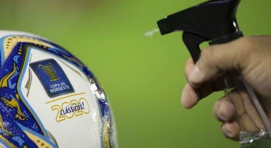 Acompanhe o pré-jogo de Ceará x Bahia pela Copa do Nordeste nas redes da TV Jornal