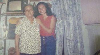 Para Márcia, a avó Assunta, que faleceu em 2001, é a referência de vida