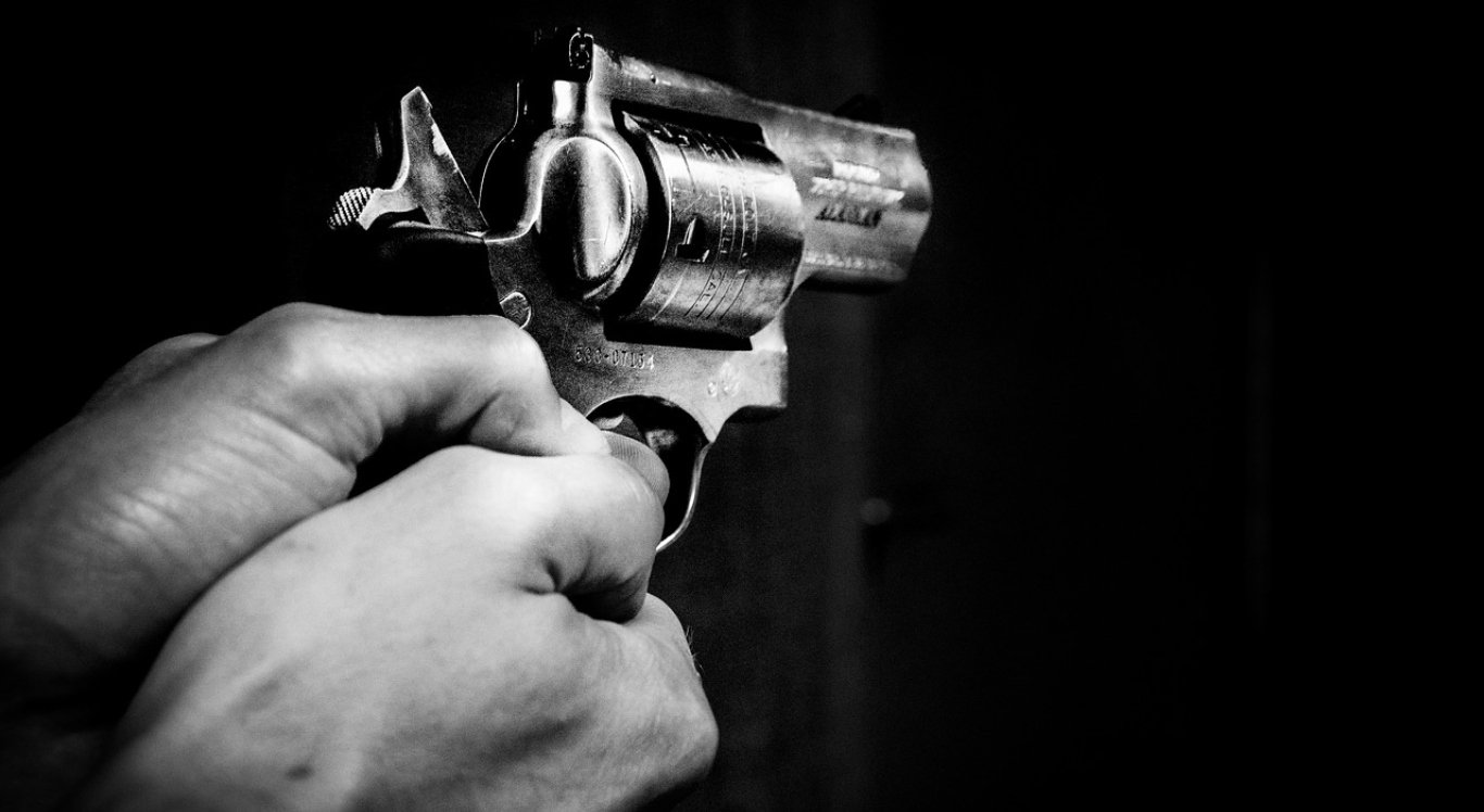 Dois homens foram mortos a tiros em Pedras