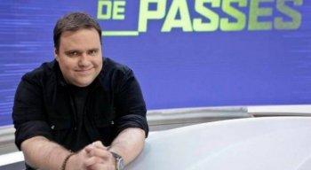 Rodrigo Rodrigues era apresentador do programa Troca de Passes, do Sportv