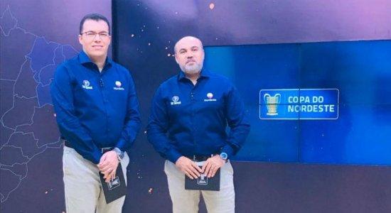 Com transmissão da TV Jornal, Ceará e Bahia decidem final da Copa do Nordeste