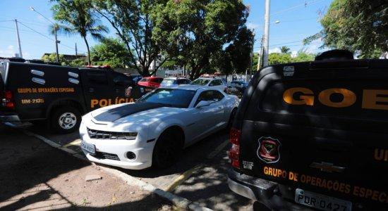 Polícia prende suspeitos de extorsão mediante sequestro no interior de Pernambuco