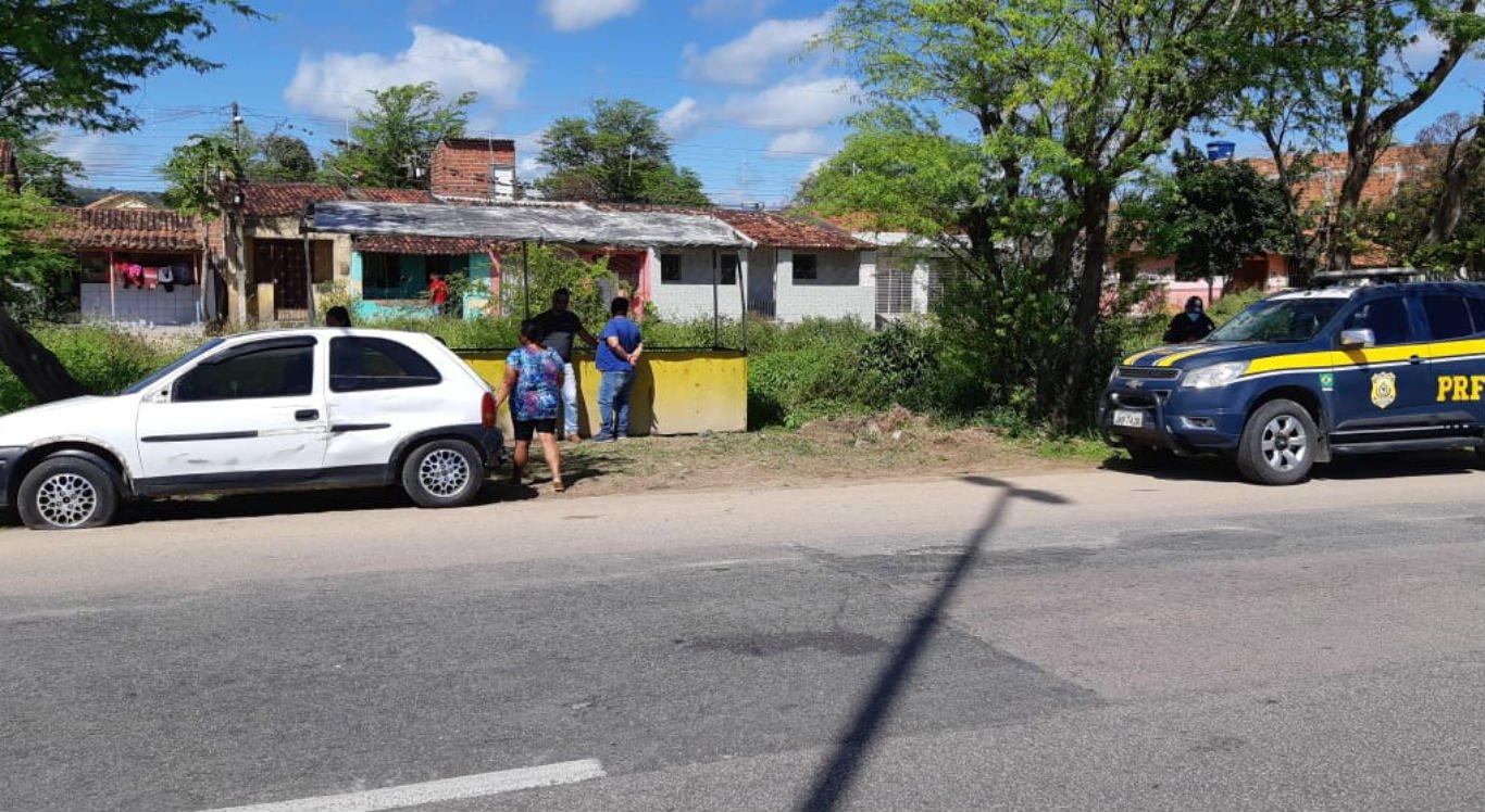 Acidente aconteceu em Encruzilhada de São João, em Bezerros