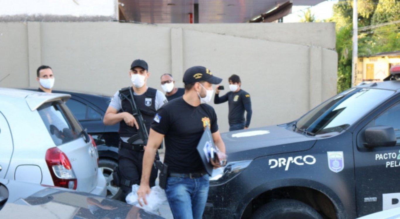 Operação da Polícia Civil é deflagrada em Carpina