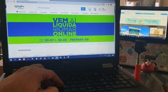 RioMar Online faz liquidação com descontos de até 70% e frete grátis