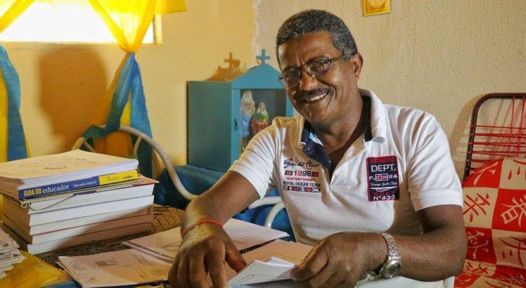 José Jovino é professor há 30 anos