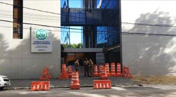 Operação da Polícia Federal acontece na Assembleia Legislativa de Pernambuco