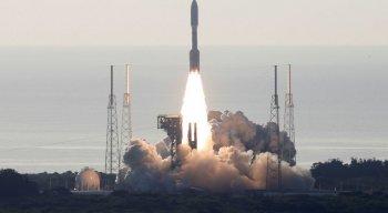Esta é a nona missão da Nasa à superfície de Marte.