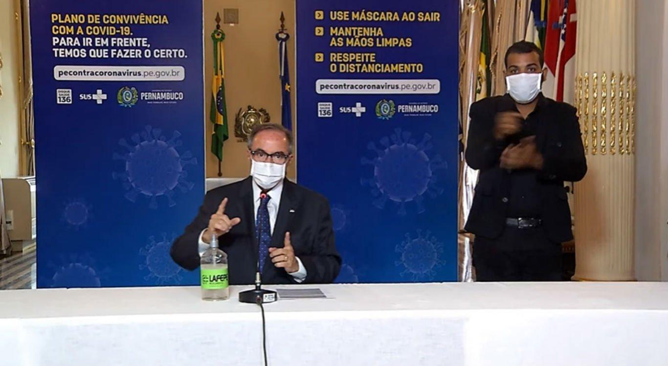 Secretário de Justiça e Direitos Humanos, Pedro Eurico