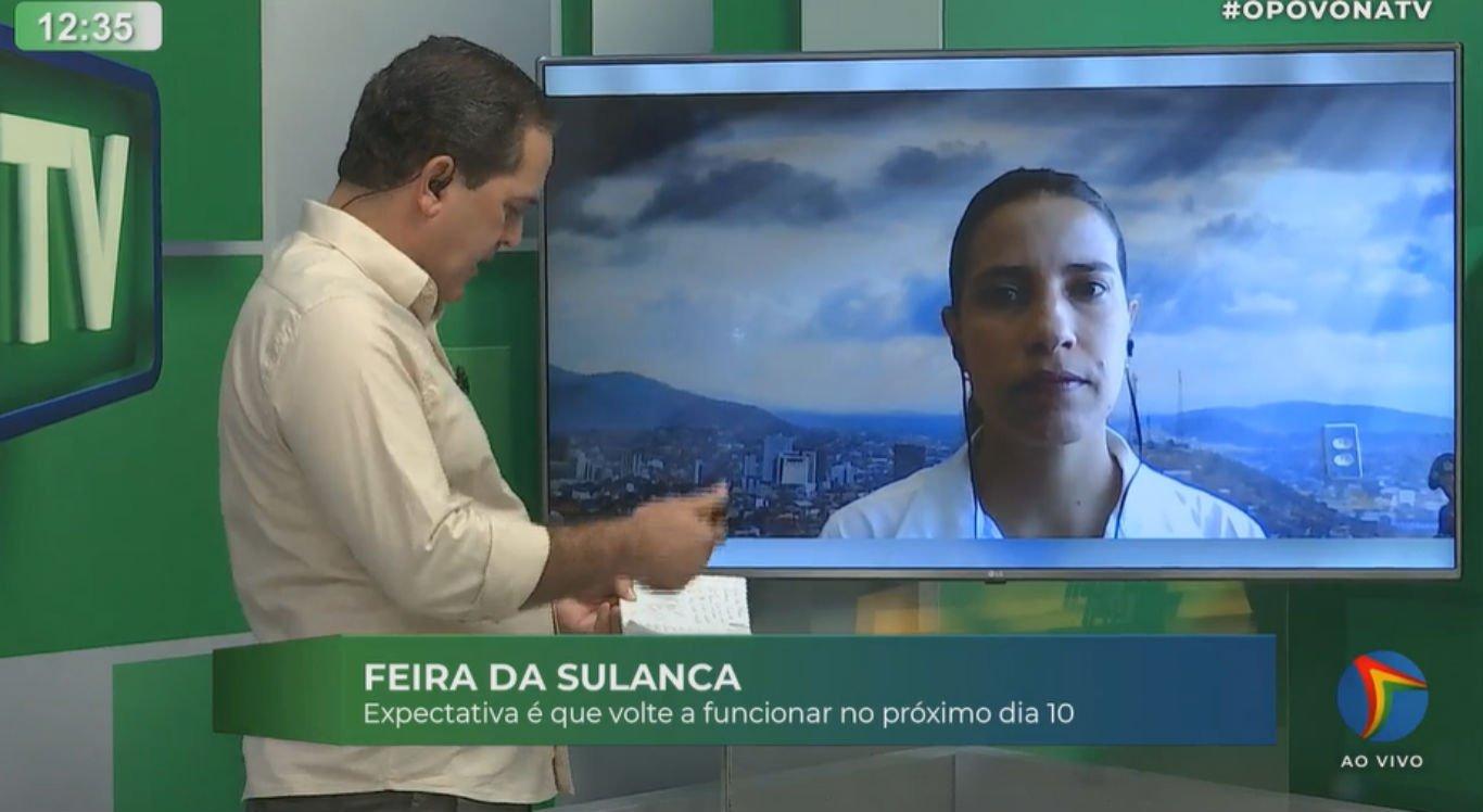 Entrevista com a prefeita Raquel Lyra na TV Jornal Interior