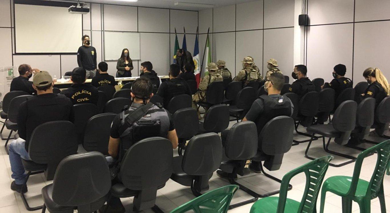 Polícia Civil faz operação no Sertão