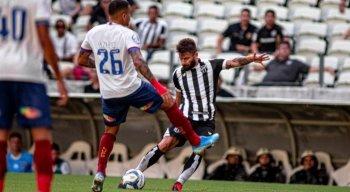 A final da Copa do Nordeste entre Bahia x Ceará será transmitida pela TV Jornal.