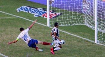 Ceará larga na frente na decisão da Copa do Nordeste 2020