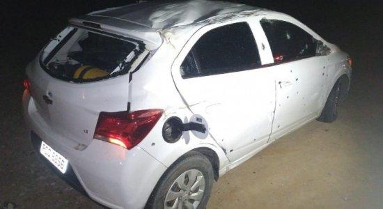 Perseguição policial termina com suspeito de assaltar bar morto em Jaboatão dos Guararapes