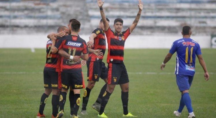 Sport vence Decisão e garante permanência na elite do estadual