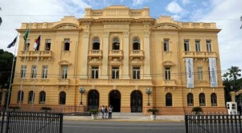 Palácio do Campo das Princesas, na Praça da República, no bairro do Recife