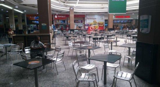 Shoppings e restaurantes terão horário ampliado a partir da segunda-feira (10)