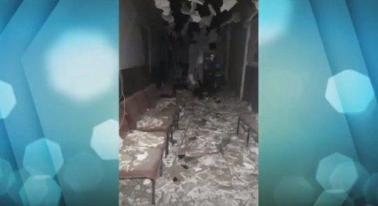 Grupo explode caixas eletrônicos de posto de autoatendimento do Bradesco no Agreste