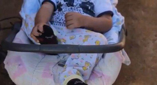 Mãe tenta afogar filho de 7 meses em caixa d'água no Recife