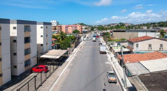 Prefeitura de Olinda finaliza via que liga Jardim Atlântico e Jardim Fragoso à PE-15