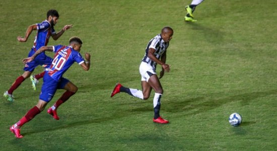 Com transmissão da TV Jornal, Ceará bate o Bahia e é campeão da Copa do Nordeste 2020