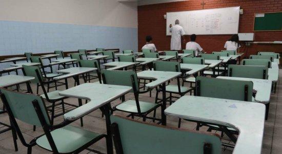 Pernambuco prorroga suspensão das aulas presenciais dos ensinos infantil e fundamental