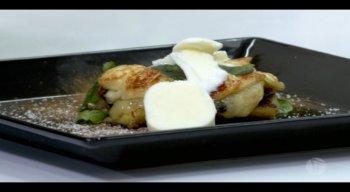 Cartola especial preparada pelo chef Rivandro França