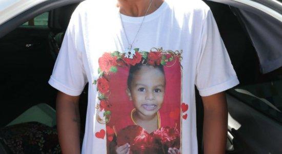 Enterrado garoto que morreu atropelado por caminhão carregado no Grande Recife