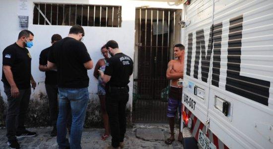 Mulher é suspeita de assassinar ex-marido no Recife
