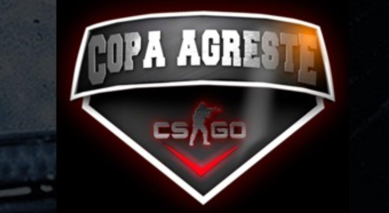 Copa Agreste CS GO será realizada em Caruaru nesta segunda