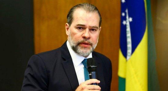 Presidente do STF Dias Toffoli é internado em Brasília