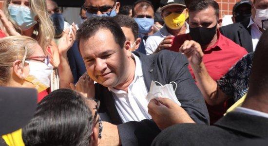 Pela segunda vez, STF determina reintegração de Júnior Matuto à prefeitura de Paulista