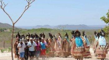 A demarcação das terras é uma luta travada por mais de 70 anos