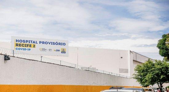 Recife desativa maior hospital de campanha contra covid-19 da cidade