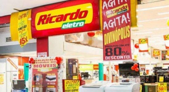 Rede Ricardo Eletro fecha lojas em Pernambuco e quase 400 pessoas ficam desempregadas