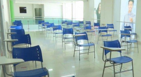 Governo de Pernambuco anuncia datas para retomada das aulas presenciais no ensino superior