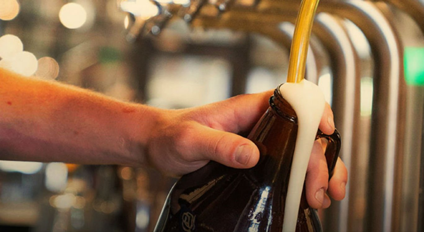 Produção de cervejas no Brasil
