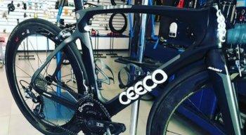 A vítima já representou o brasil no panamericano de ciclismo