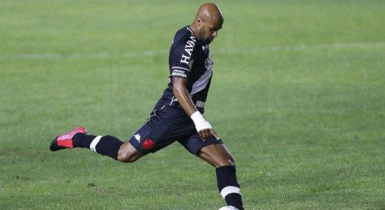Sport perde para o Vasco com dois gols de Fellipe Bastos
