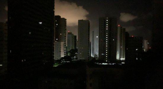 Entenda o que provocou o apagão em vários bairros do Grande Recife