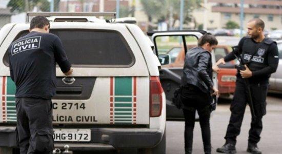 Polícia Civil efetua 21 prisões em operação no Grande Recife