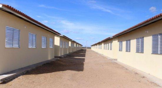 Conjunto habitacional foi entregue a famílias carentes em Petrolina
