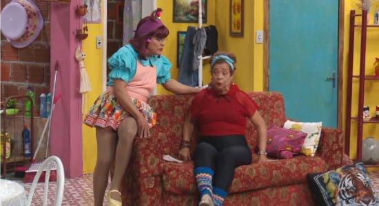 Cinderela não tem um segundo de paz com dona Irene; Confira os melhores momentos do Ep. 14 de Tá Puxado!