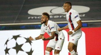 Neymar será titular pelo PSG contra o Leipzig-ALE