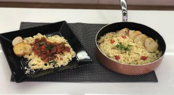 Fusilli: massa para inovar com a família, do chef Rivandro França
