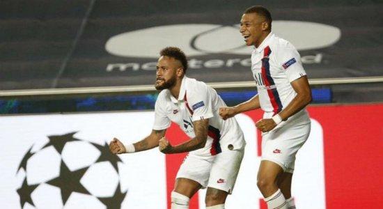 Neymar é indicado ao prêmio de melhor atacante da Liga dos Campeões