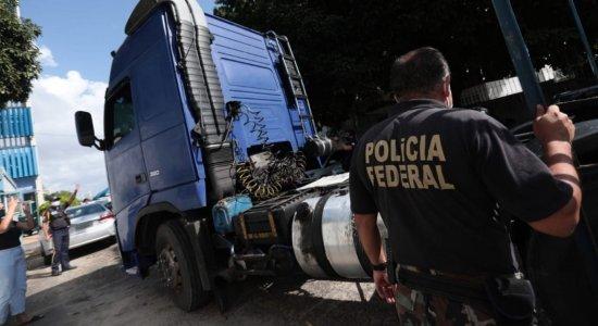 Polícia Federal deflagra operação de tráfico internacional de drogas no Recife