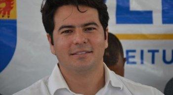 Márcio Botelho é vice-prefeito de Olinda